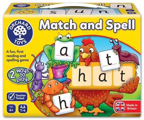 Match and spell (1)