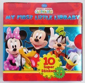 Mickey Mouse Clubhouse - zestaw 6 książeczek