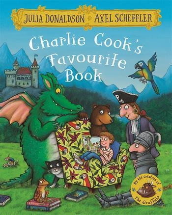 Charlie Cook's Favourite Book (1)
