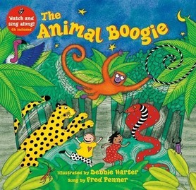 The Animal Boogie + CD