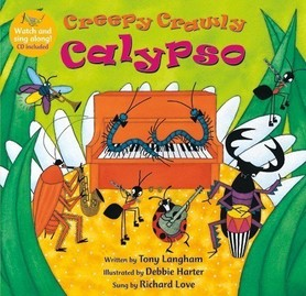 Creepy Crawly Calypso + CD