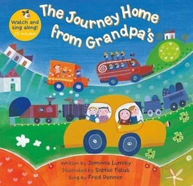 The Journey Home From Grandpa's + CD