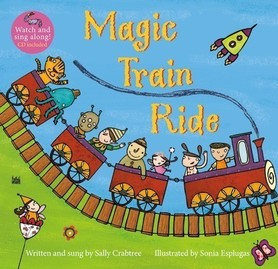 Magic Train Ride + CD