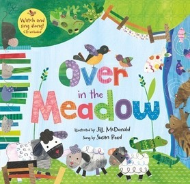 Over in the Meadow + CD