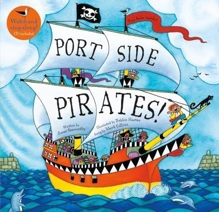 Port Side Pirates! + CD (1)