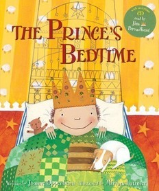 The Prince's Bedtime + story CD