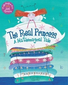 The Real Princess. A Mathemagical Tale + story CD
