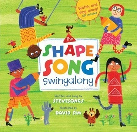 The Shape Song Swingalong + CD