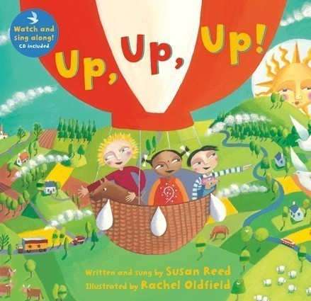 Up, Up, Up! + CD (1)