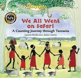 We All Went on Safari - A Counting Journey Through Tanzania