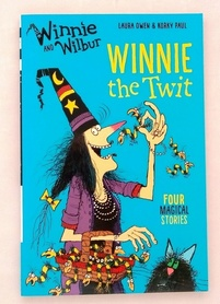 Winnie and Wilbur - Winnie the Twit - four magical stories