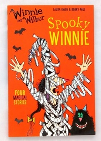 Winnie and Wilbur - Spooky Winnie - four magical stories