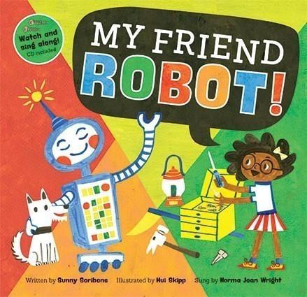 My Friend Robot! + CD (1)