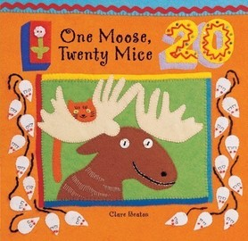One Moose, Twenty Mice