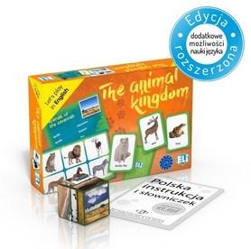 The Animal Kingdom - gra językowa z polską instrukcją i suplementem