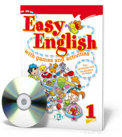 Easy English with games and activities 1 + CD audio