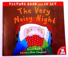 The Very Noisy Night + CD