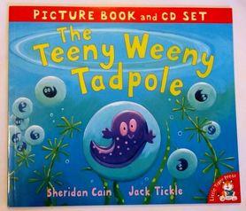 The Teeny Weeny Tadpole + CD