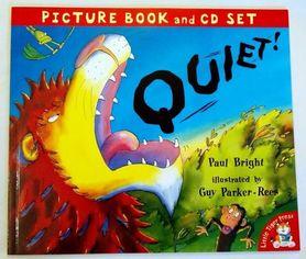 Quiet! + CD
