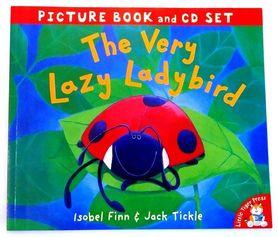 The Very Lazy Ladybird + CD