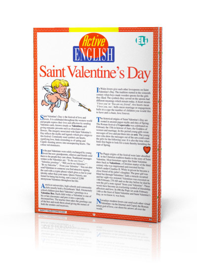 Active English - St. Valentine's Day (1)