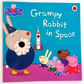 Peppa Pig - Grampy Rabbit in Space