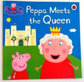 Peppa Pig - Peppa Meets the Queen