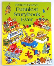 Richard Scarry's - Funniest Storybook Ever