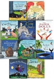 Julia Donaldson - zestaw 10 książek
