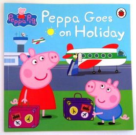 Peppa Pig - Peppa Goes on Holiday