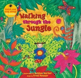 Walking through the Jungle + CD