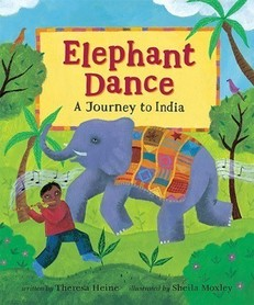 Elephant Dance A Journey to India