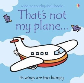 That's not my plane ...