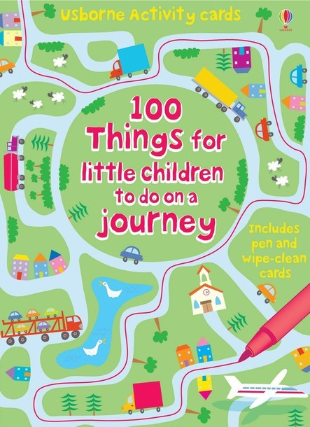 100 things for little children to do on a journey (1)