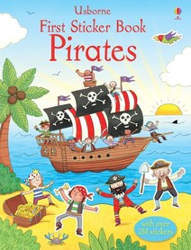 Pirates - First Sticker Book