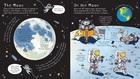 Look inside Space - książka dla dzieci po angielsku (2)