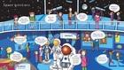 Look inside Space - książka dla dzieci po angielsku (4)