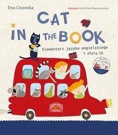 Cat in the book. Elementarz języka angielskiego (książka z CD)