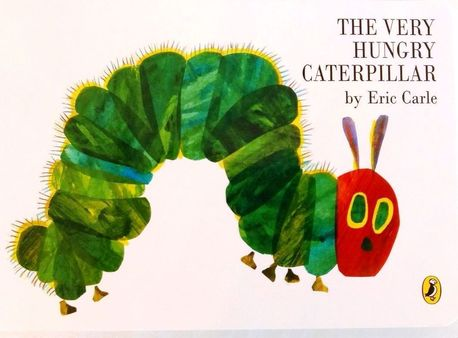 The Very Hungry Caterpillar - mini board book (1)