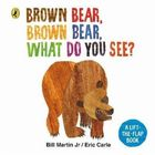 Brown Bear, Brown Bear, What Do You See? - lift-the-flap