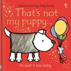 That's not my puppy... - książka sensoryczna (1)