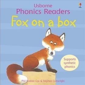 Fox on a box - Usborne Phonics Readers