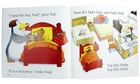 Ted in a red bed - Usborne Phonics Readers (2)