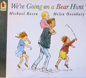 We're going on a Bear Hunt - Big Book