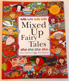 Mixed Up Fairy Tales - a split-page book
