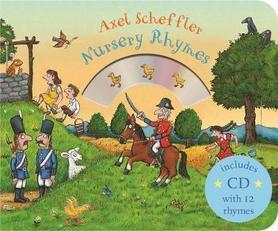 Mother Goose's Nursery Rhymes : Book and CD Pack