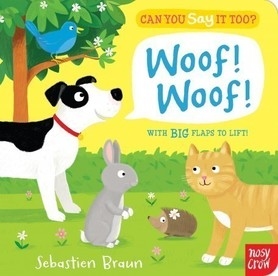 Can You Say It Too? Woof! Woof!