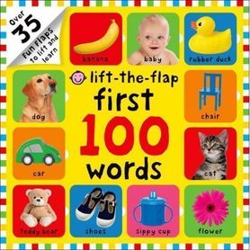 Lift-the-flap - First 100 Words