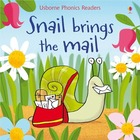 Snail brings the mail - Usborne Phonics Readers